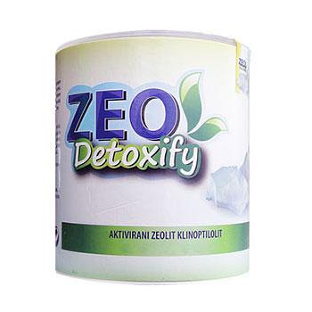Zeolit cena ZEO Detoxify prašek, zeolit mineral